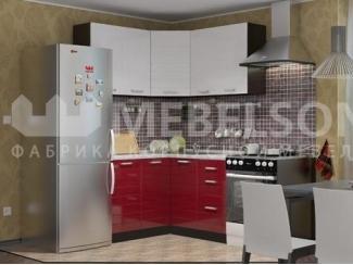 Маленькая угловая кухня Виктория - Мебельная фабрика «Мебельсон»