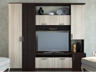 Гостиная Вега 4 - Мебельная фабрика «Кентавр 2000»