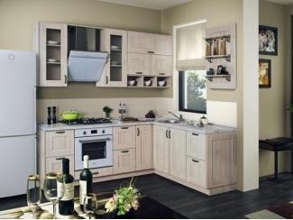 Кухня угловая Лаконичная - Мебельная фабрика «Мебелькомплект», г. Ульяновск