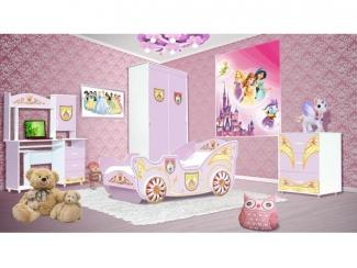 Детская для девочки Принцесса - Мебельная фабрика «Мэри-Мебель»