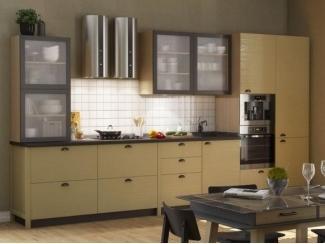 Новая кухня Лофт  - Изготовление мебели на заказ «Кухни ЧУ»