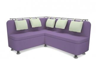 Фиолетовый кухонный уголок Мария - Мебельная фабрика «Лора», г. Нижний Новгород