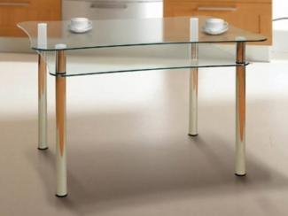 Стол обеденный из стекла-3 - Мебельная фабрика «Фант Мебель»