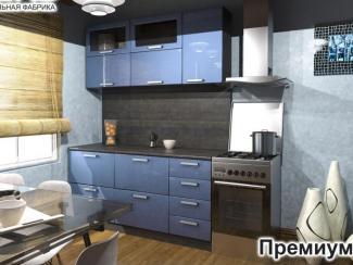 Кухня прямая Премиум 7 - Мебельная фабрика «Элна»