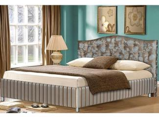 Кровать двуспальная Наполи - Мебельная фабрика «Палитра»