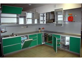 Кухня угловая Изумруд - Мебельная фабрика «Мебель от БарСА»