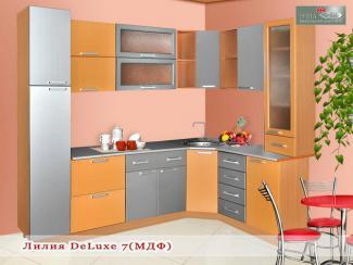 Кухня Лилия DeLuxe 7 - Мебельная фабрика «Элна»