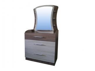 Комод с зеркалом Луиза - Мебельная фабрика «Мебель эконом»