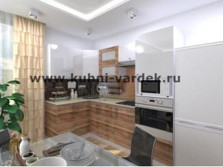 Кухонный гарнитур ЛЕО угловой - Мебельная фабрика «Кухни Вардек»