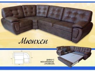 Угловой диван Мюнхен - Мебельная фабрика «Никас», г. Ульяновск