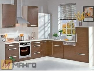 Светлый кухонный гарнитур Бари - Мебельная фабрика «Манго»