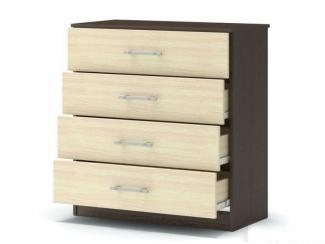 Комод 4 ящ  - Мебельная фабрика «Висма-мебель»