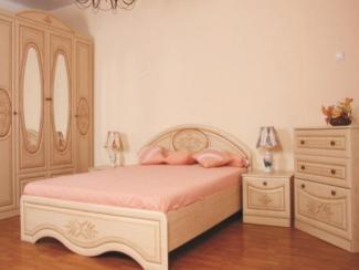 Спальный гарнитур Лотос - Мебельная фабрика «Гармония»