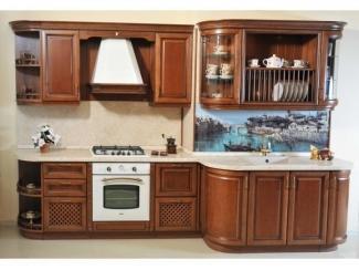 Красивый кухонный гарнитур - Мебельная фабрика «Кухни Альфа»