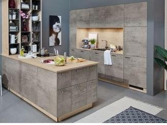 Кухня Beige Jade Бежевый Нефрит - Мебельная фабрика «Мебель Хаус», г. Ульяновск