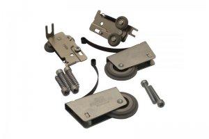 АФ Комплект роликов Futurum AL асимм (откр) F608-60215 - Оптовый поставщик комплектующих «Фурнитекс»