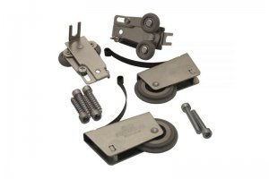 АФ Комплект роликов Futurum AL симм (закр) F608-14 - Оптовый поставщик комплектующих «Фурнитекс»