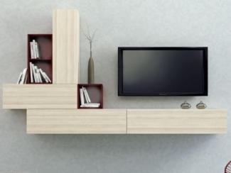 Гостиная стенка Sibox B011 - Мебельная фабрика «Астрон»