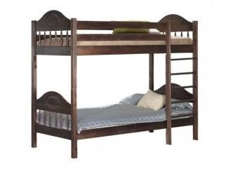 Практичная 2-ярусная кровать Фрея (F2) - Мебельная фабрика «Timberica»