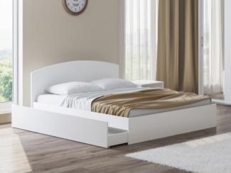 Кровать Этюд Плюс - Мебельная фабрика «Орматек»