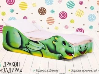Кровать детская Дракон Задира - Мебельная фабрика «Бельмарко»