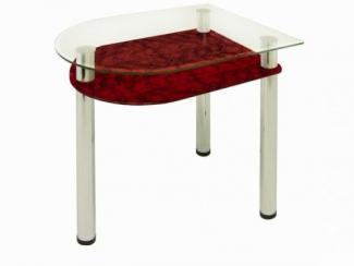Стол обеденный 4.4Ф - Мебельная фабрика «Мебель из стекла»
