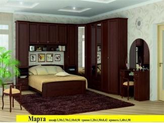 Спальня Марта  - Мебельная фабрика «Мебликон»