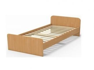 Кровать односпальная СП 100А
