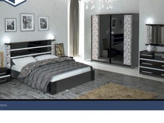 Спальный гарнитур Сан-Ремо - Мебельная фабрика «Мэри-Мебель»
