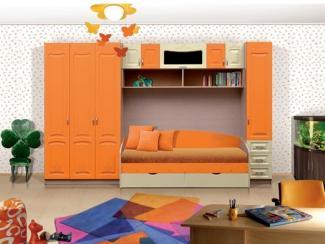 Детская Мальвина - Мебельная фабрика «Аристократ»