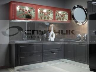 Глянцевая кухня Винтаж  - Мебельная фабрика «Спутник стиль»
