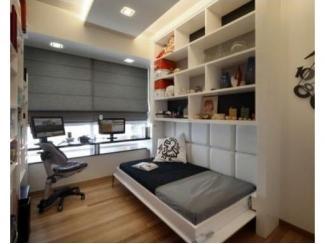 Шкаф-кровать горизонтальная - Мебельная фабрика «Новое измерение»