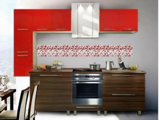 Кухня прямая «Глория глянец» - Мебельная фабрика «Прима-сервис»