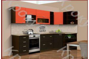 Кухонный гарнитур угловой Дарина 16 - Мебельная фабрика «Крокус»