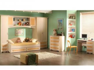 Детская 35 - Мебельная фабрика «Вяз-элит»