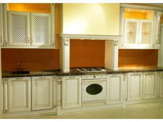 Кухня прямая 1 - Мебельная фабрика «ДСП-России»