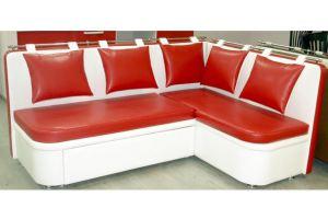 Яркий кухонный уголок со спальным местом Атлантик  - Мебельная фабрика «Гранд мебель», г. Барнаул