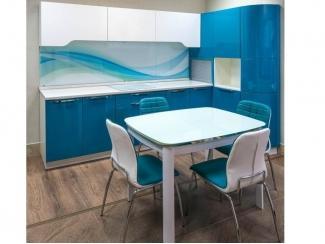 Кухня Ника эмаль глянец - Мебельная фабрика «Rits»