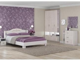 Спальня Белла 1 - Мебельная фабрика «МСТ. Мебель»