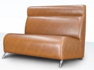 Офисный малогабаритный диван Нова 4 - Мебельная фабрика «Димир»