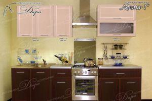 Кухня прямая АФИНА-1 - Мебельная фабрика «Дара»