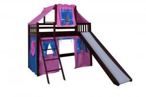 Кровать в детскую Аленушка - Мебельная фабрика «Мебель Холдинг»