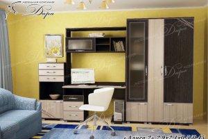 Мебель для детской Алиса-2 - Мебельная фабрика «Дара»