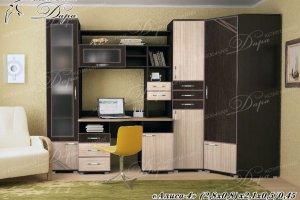 Мебель для детской Алиса-4 - Мебельная фабрика «Дара»