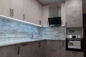 Кухня угловая Alvic - Мебельная фабрика «Элна»