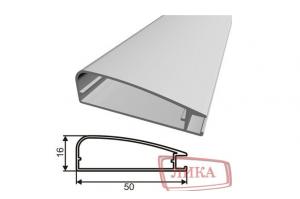 Алюм.профиль для фасада F 1-13 - Оптовый поставщик комплектующих «Лика»