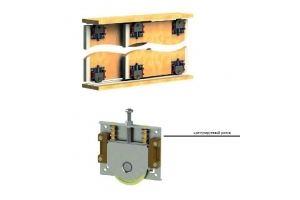 Алюминиевая система для раздвижных дверей ST 80 ЭКОНОМ - Оптовый поставщик комплектующих «Хит-Профиль»