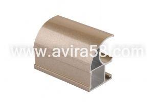 Алюминиевый профиль Акзар - Оптовый поставщик комплектующих «Авира»