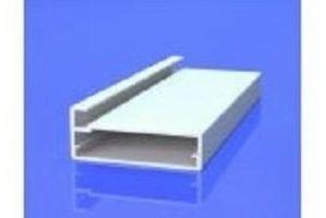 Алюминиевый профиль для фасадов и торцов арт: 2008 - Оптовый поставщик комплектующих «ЕВРОФОРМ»