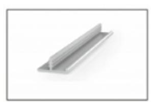 Алюминиевый профиль MS-116 - Оптовый поставщик комплектующих «RAUFF»